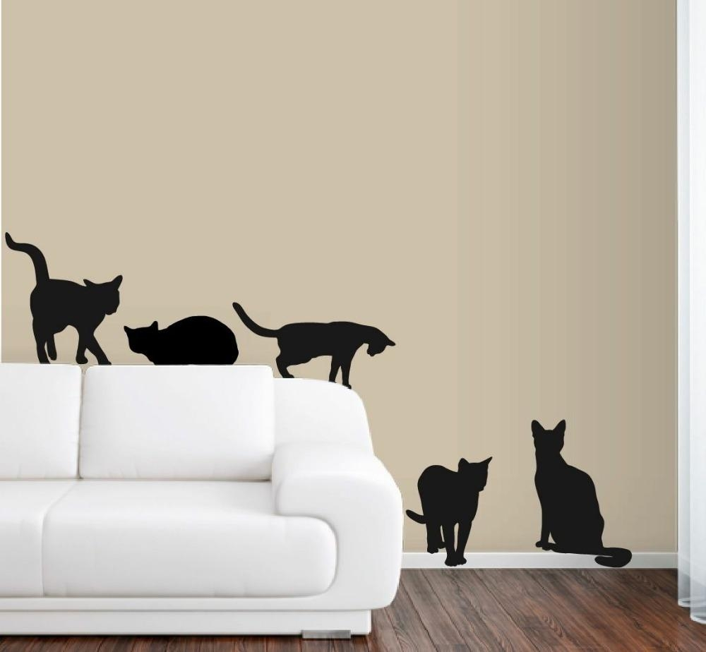 Compare Prices On Life Size Decals  Online Shopping/buy Low Price Intended For Art Deco Wall Decals (Image 5 of 20)