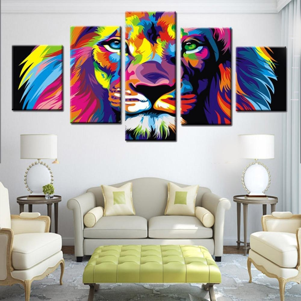 Featured Image of Animal Canvas Wall Art