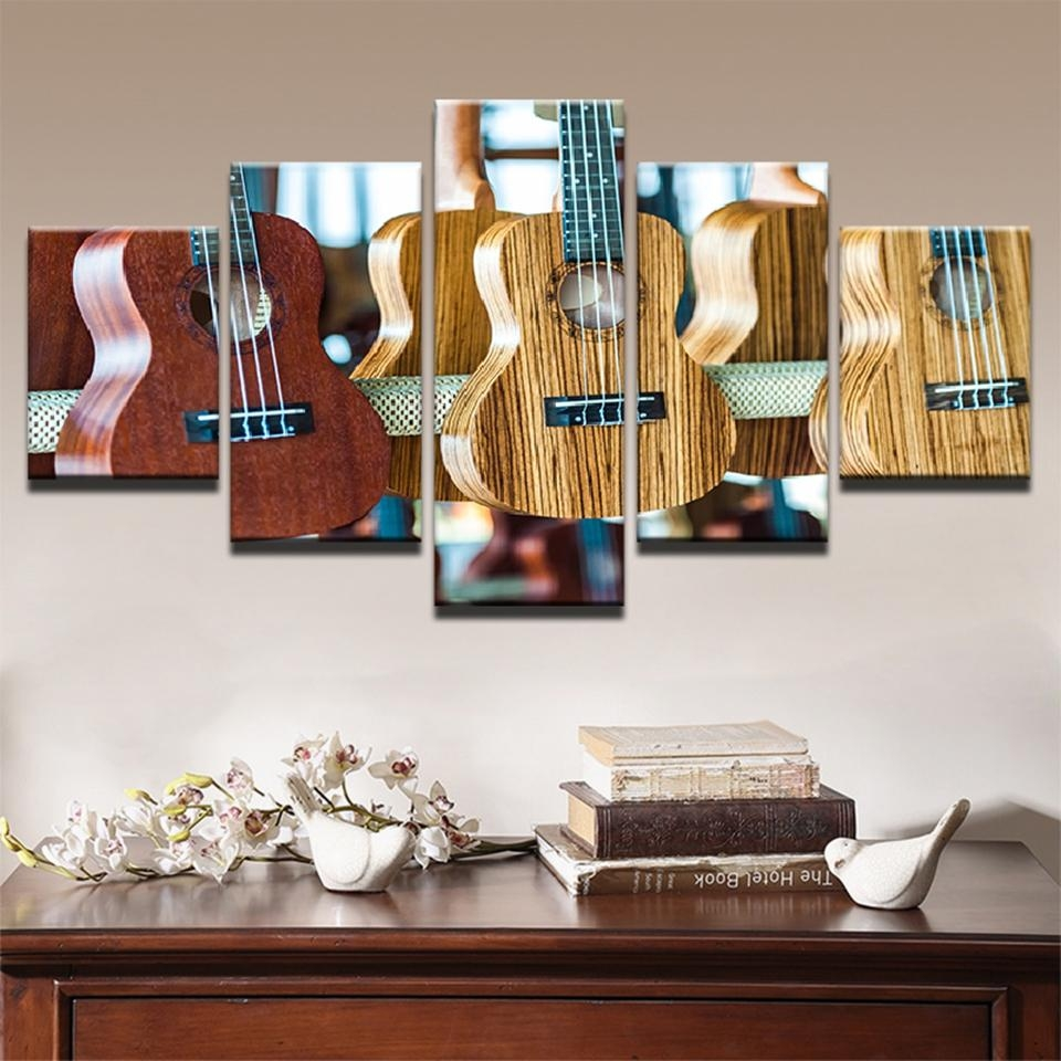 Featured Image of Musical Instrument Wall Art