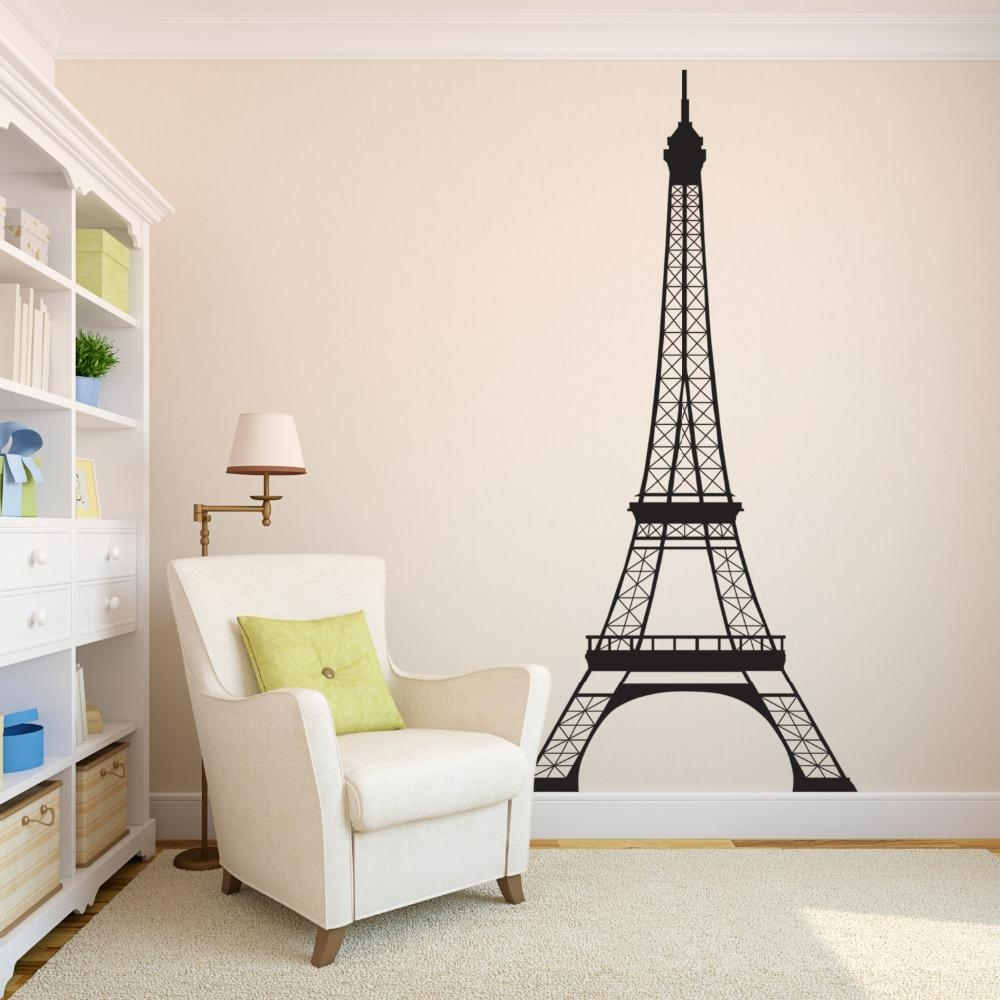 Compare Prices On Paris Wall Decor Online Shopping/buy Low Price Throughout Paris Theme Wall Art (View 20 of 20)