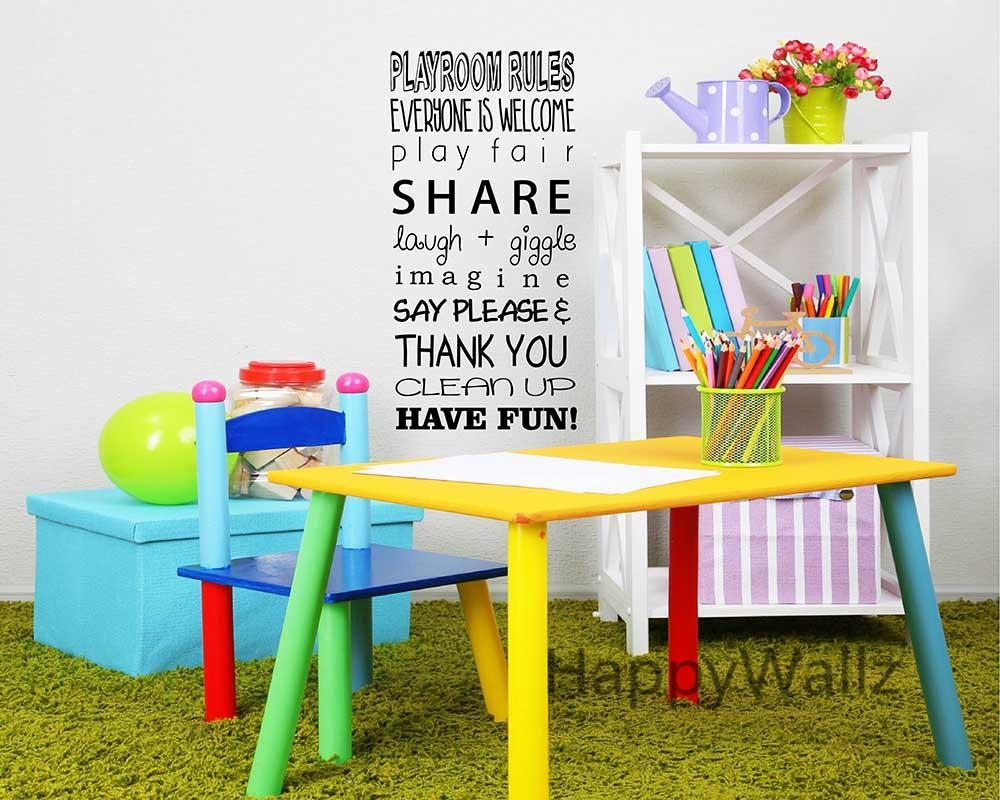Compare Prices On Playroom Wall Art  Online Shopping/buy Low Price Throughout Wall Art For Playroom (Image 10 of 20)