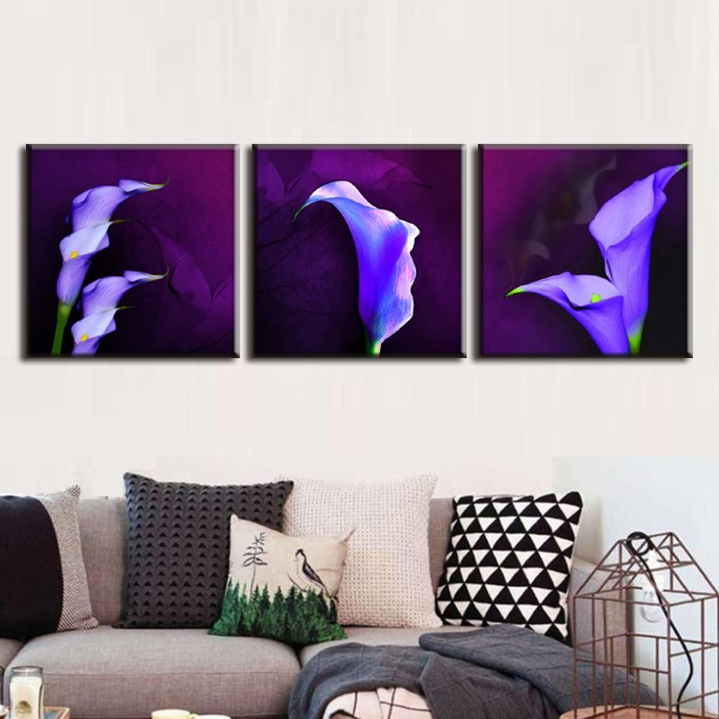 Compare Prices On Plum Wall Art Online Shopping/buy Low Price Pertaining To Plum Wall Art (View 18 of 20)