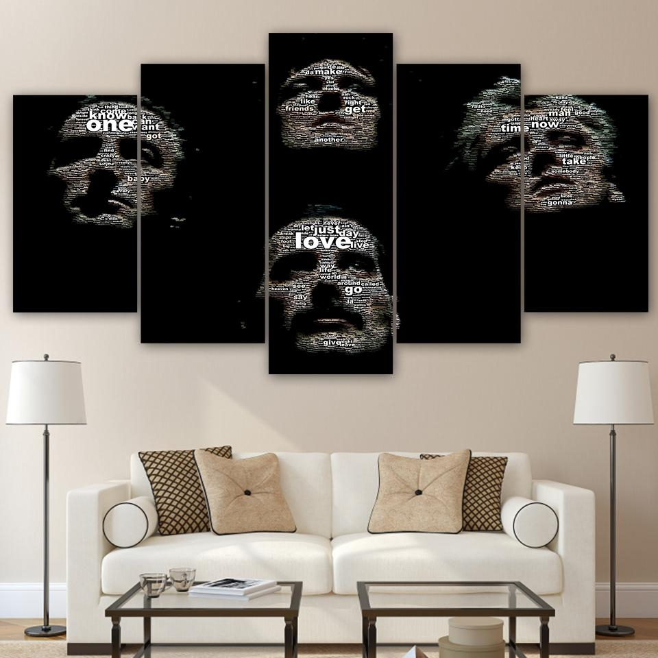 Compare Prices On Queen Music Poster  Online Shopping/buy Low With Music Themed Wall Art (Image 6 of 20)