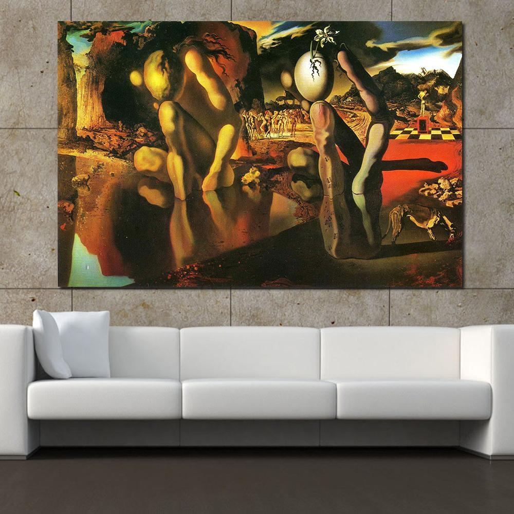 Compare Prices On Salvador Dali Pictures  Online Shopping/buy Low With Salvador Dali Wall Art (Image 6 of 20)