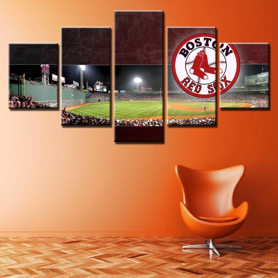 Compare Prices On Sox Pictures Online Shopping/buy Low Price Sox With Regard To Boston Red Sox Wall Art (View 10 of 20)