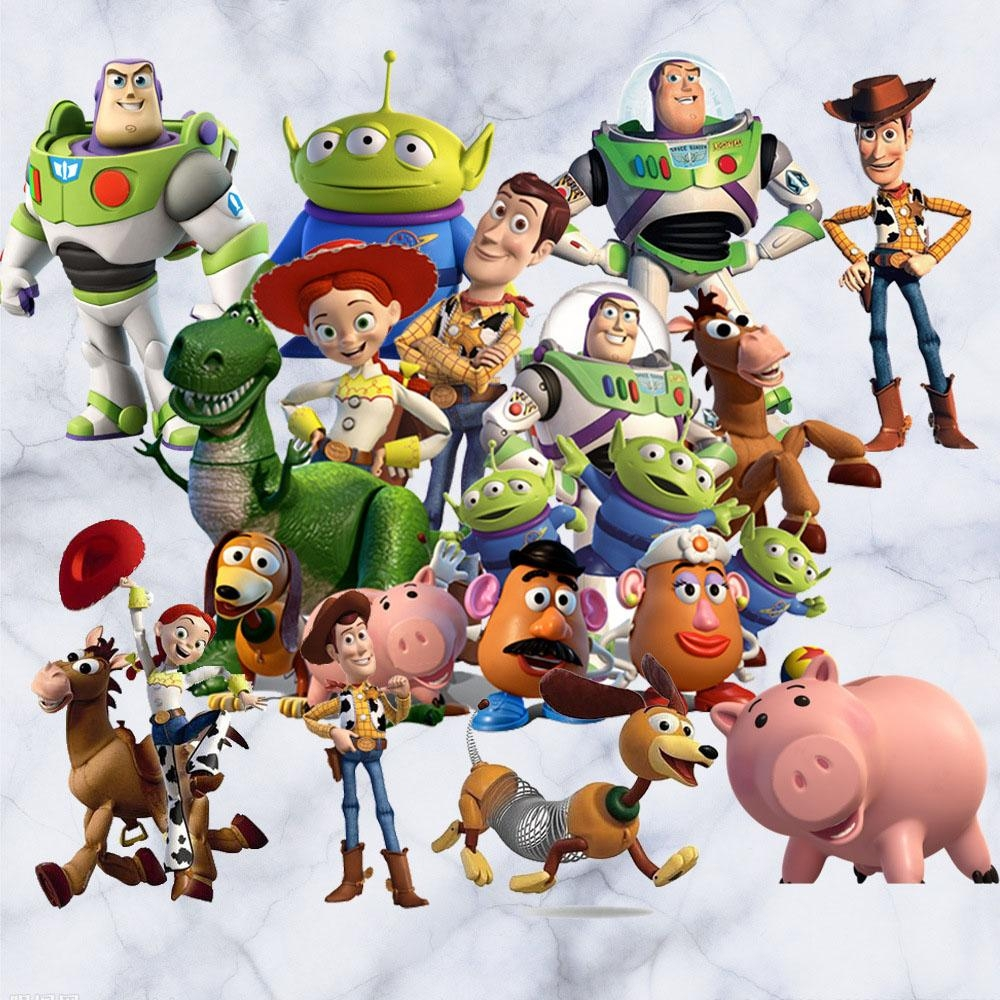 Compare Prices On Toy Story Mural  Online Shopping/buy Low Price With Toy Story Wall Art (Image 6 of 20)