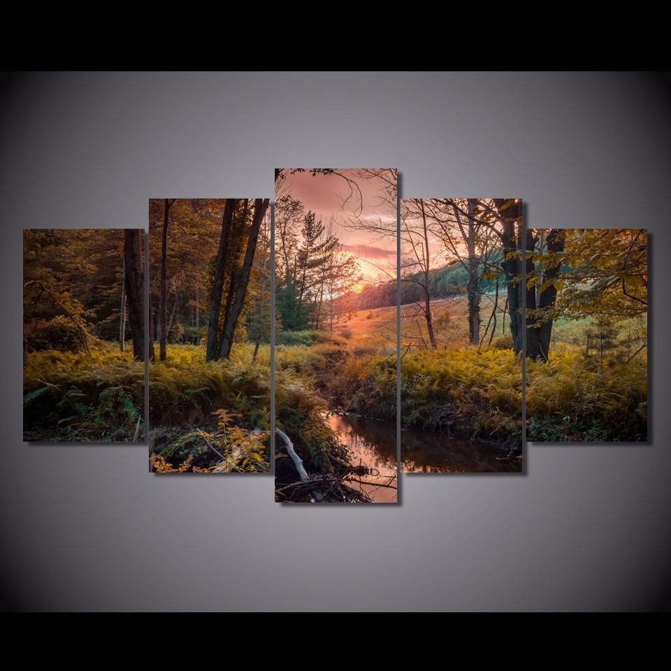 Compare Prices On Wall Art Jungle Canvas Online Shopping/buy Low Inside Jungle Canvas Wall Art (View 14 of 20)
