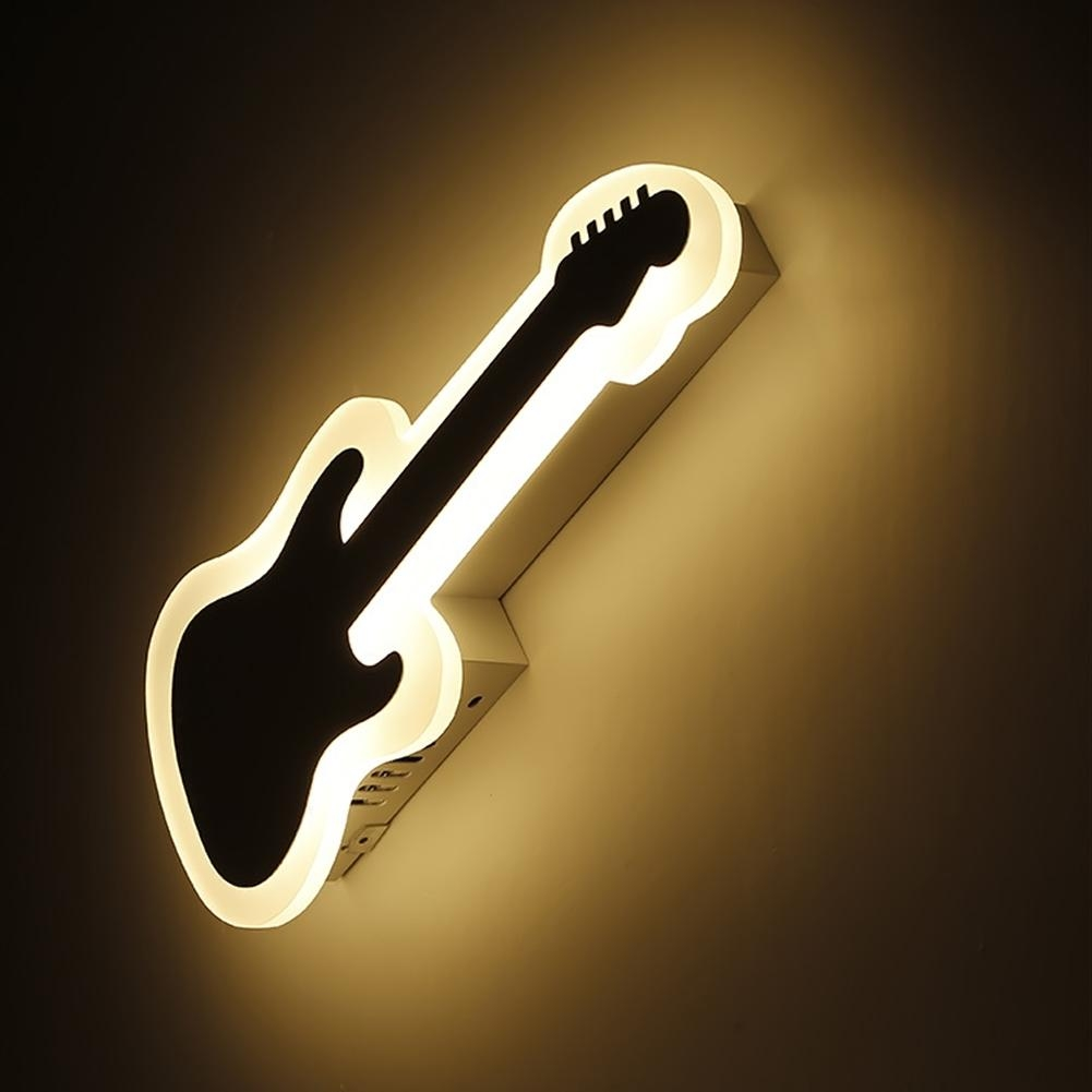 Famous Metal Guitar Wall Art Collection - Wall Art Collections ...