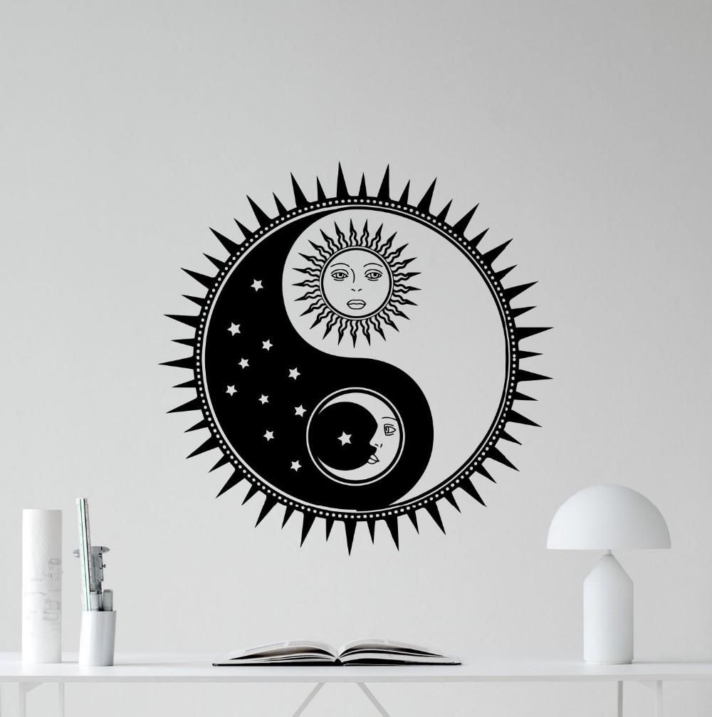 Compare Prices On Yin Yang Art  Online Shopping/buy Low Price Yin In Yin Yang Wall Art (Image 3 of 20)