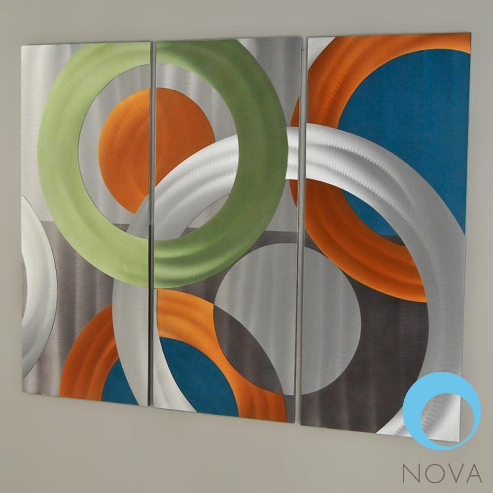 Continuum Wall Art | Nova | Metropolitandecor Throughout Nova Wall Art (View 5 of 20)