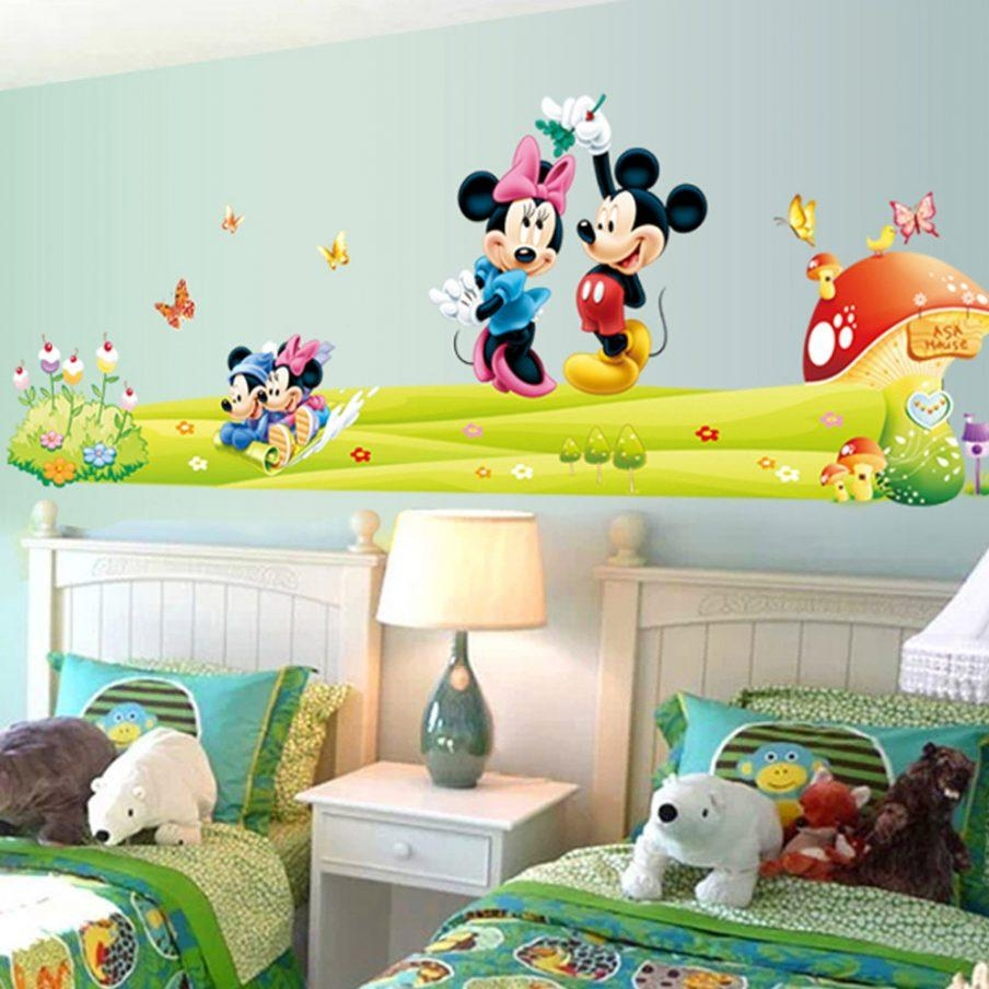 Cool Mickey Mouse Clubhouse Wall Art Mickey Mouse Ears Inside Mickey Mouse Clubhouse Wall Art (Image 3 of 20)