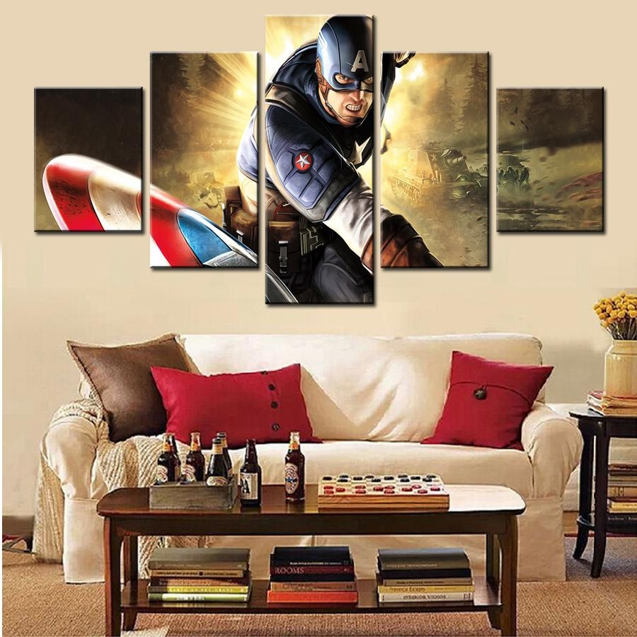 Cool Modern Art Promotion Shop For Promotional Cool Modern Art On With Regard To Cool Modern Wall Art (View 8 of 20)