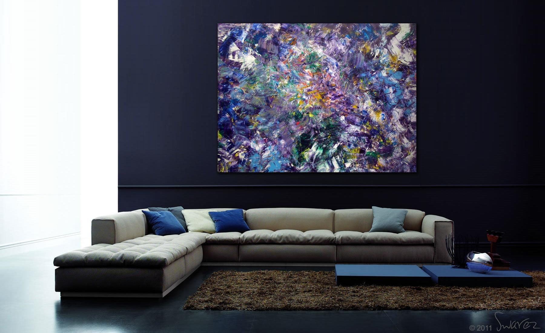 Cool Modern Living Room Wall Art Poster Interiordecodir Throughout Throughout Cool Modern Wall Art (View 2 of 20)