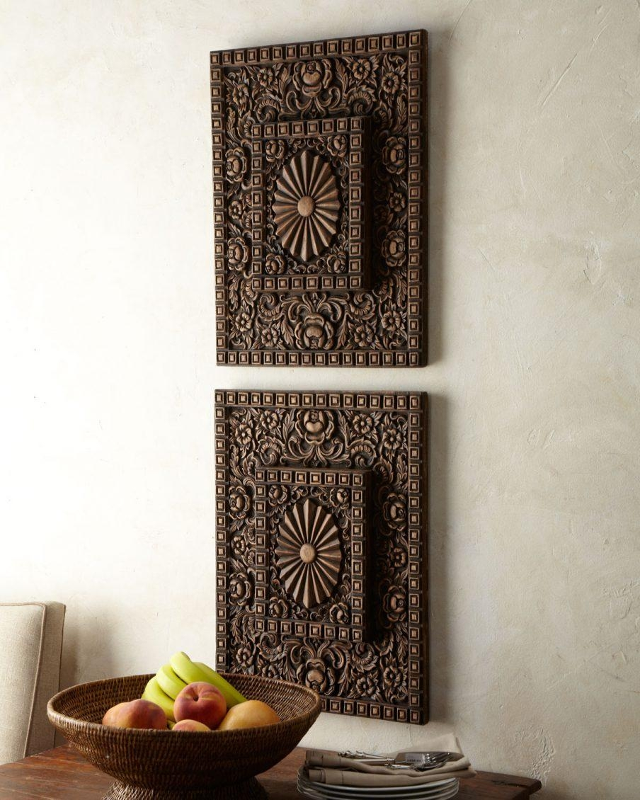 Cool Natural Wood Art Wall Decor Reclaimed Wood Wall Art Wood Word Pertaining To Natural Wood Wall Art (Image 6 of 20)