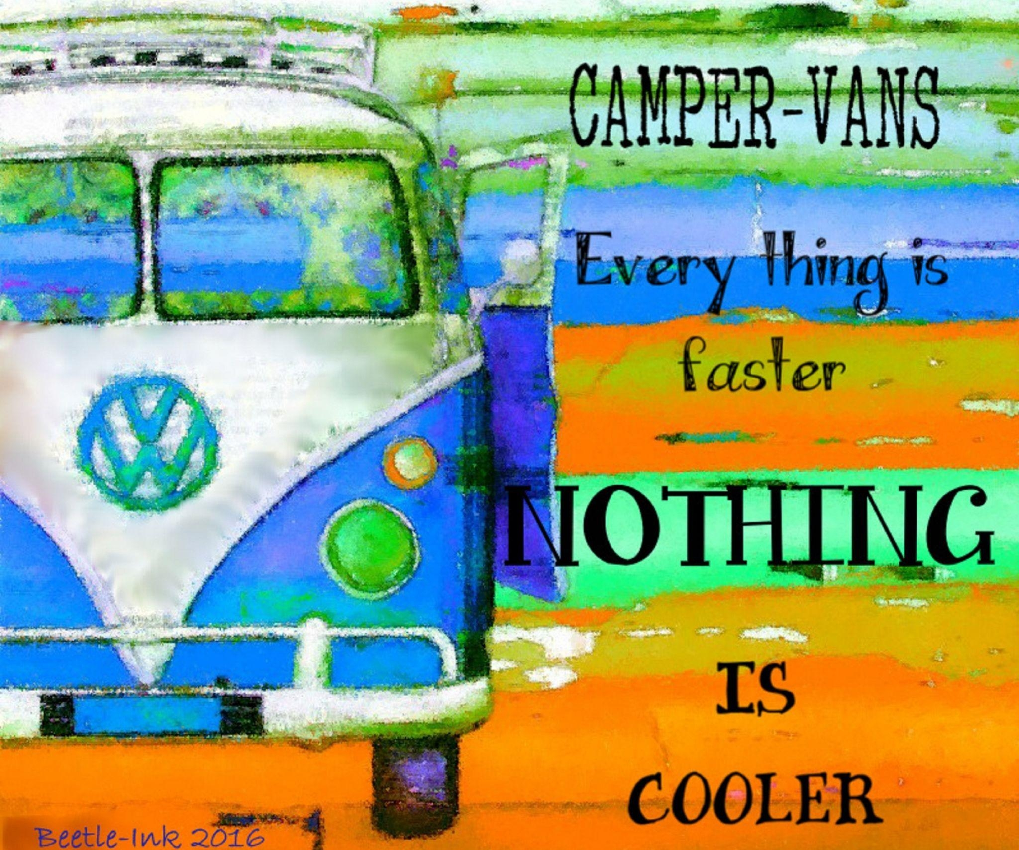 Cool Pop Art Vw Campervintage Style Metal Wall Plaque Within Campervan Metal Wall Art (Image 5 of 20)