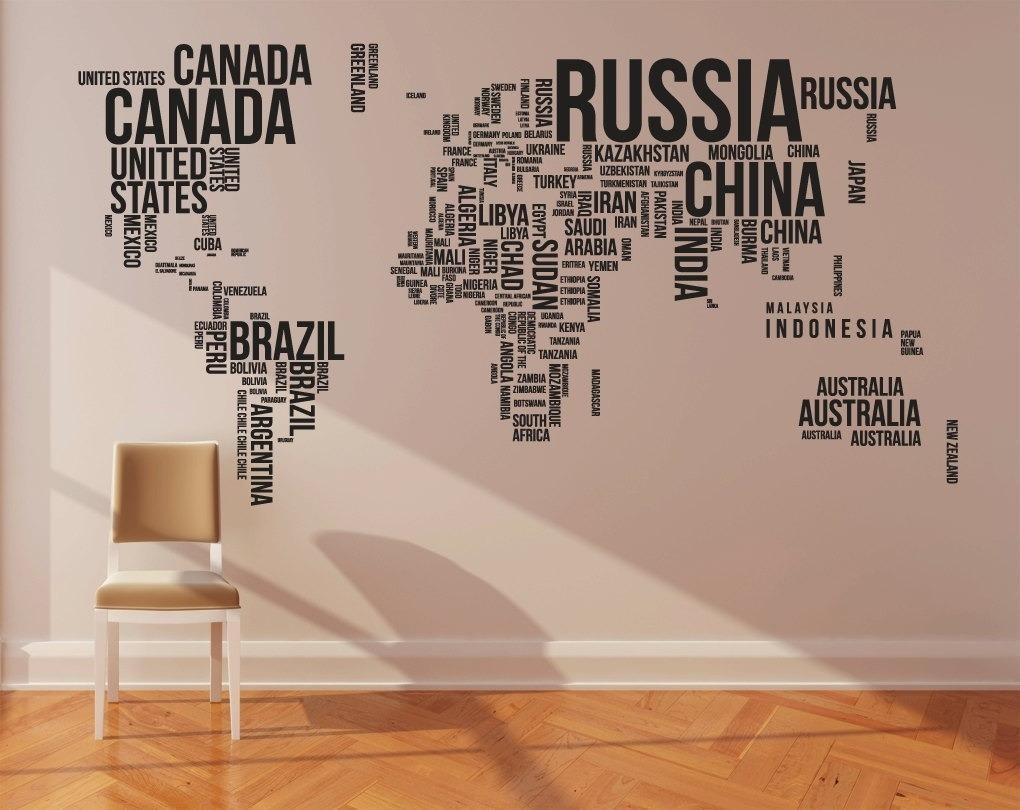 Cool World Wall Art Decal – Imgur Inside World Wall Art (View 3 of 20)