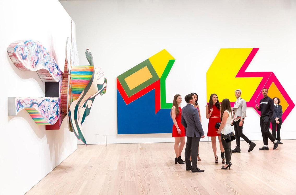Corporate Opportunities | Whitney Museum Of American Art For Corporate Wall Art (Image 5 of 20)