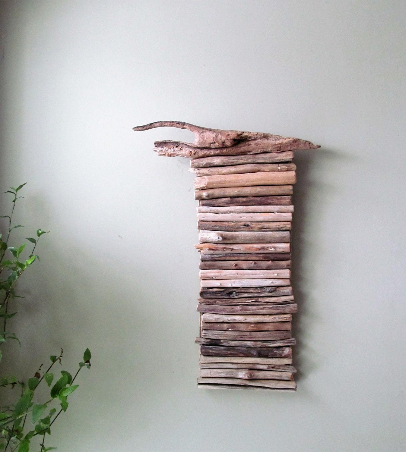 Creating Nice And Smart Ideas Of Driftwood Wall Art – Theydesign With Regard To Driftwood Wall Art (View 4 of 20)