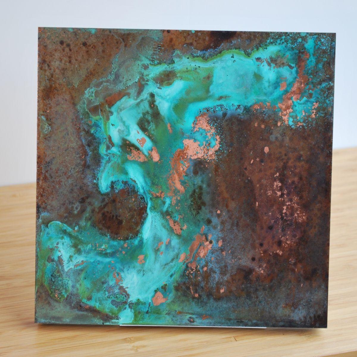 Custom Wall Art, Custom Metal Art And Custom Framed Art Intended For Large Copper Wall Art (Image 7 of 20)