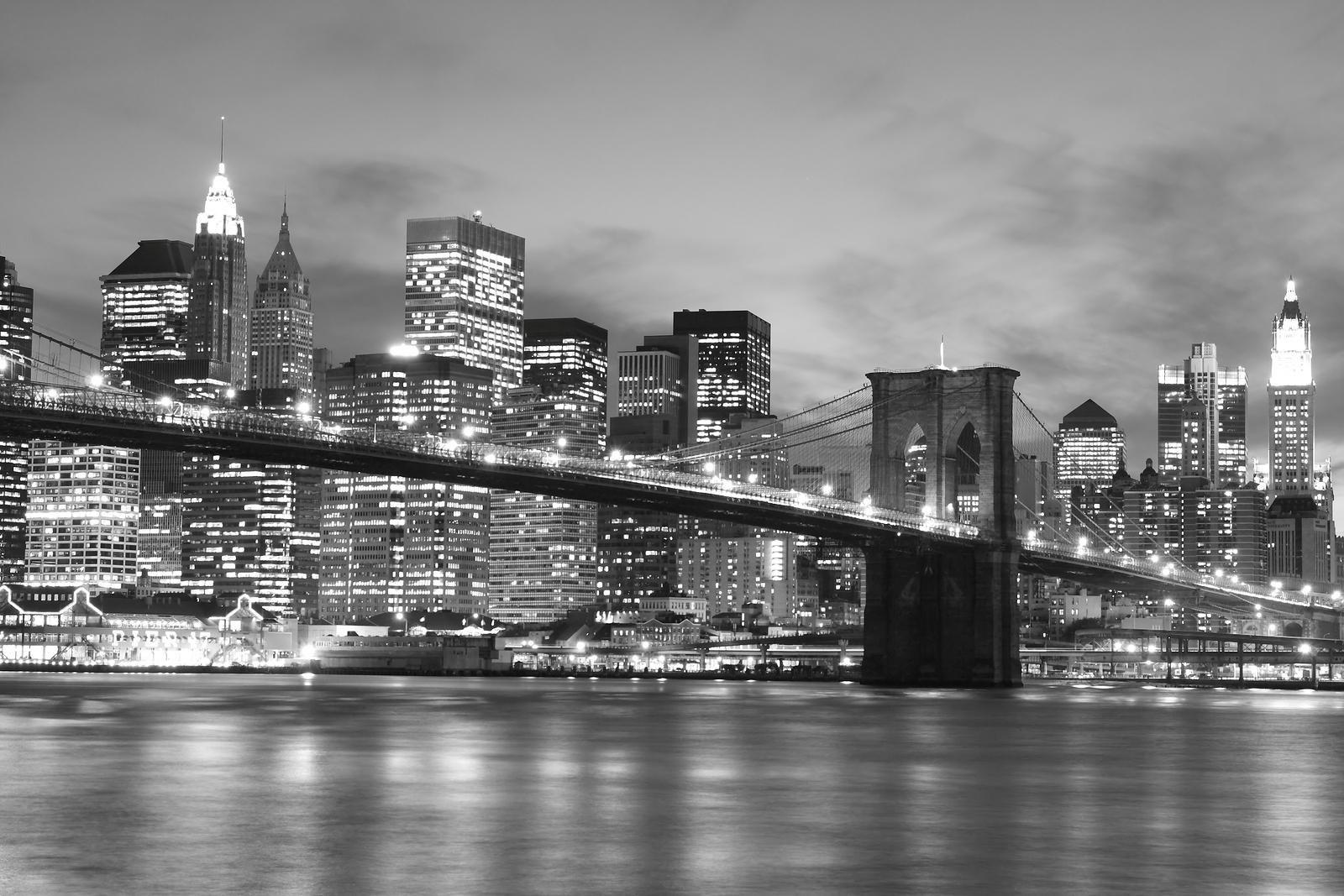 Custom Wall Murals | Wall Stickers, Removable Wallpaper Within Brooklyn Bridge Wall Decals (View 14 of 20)