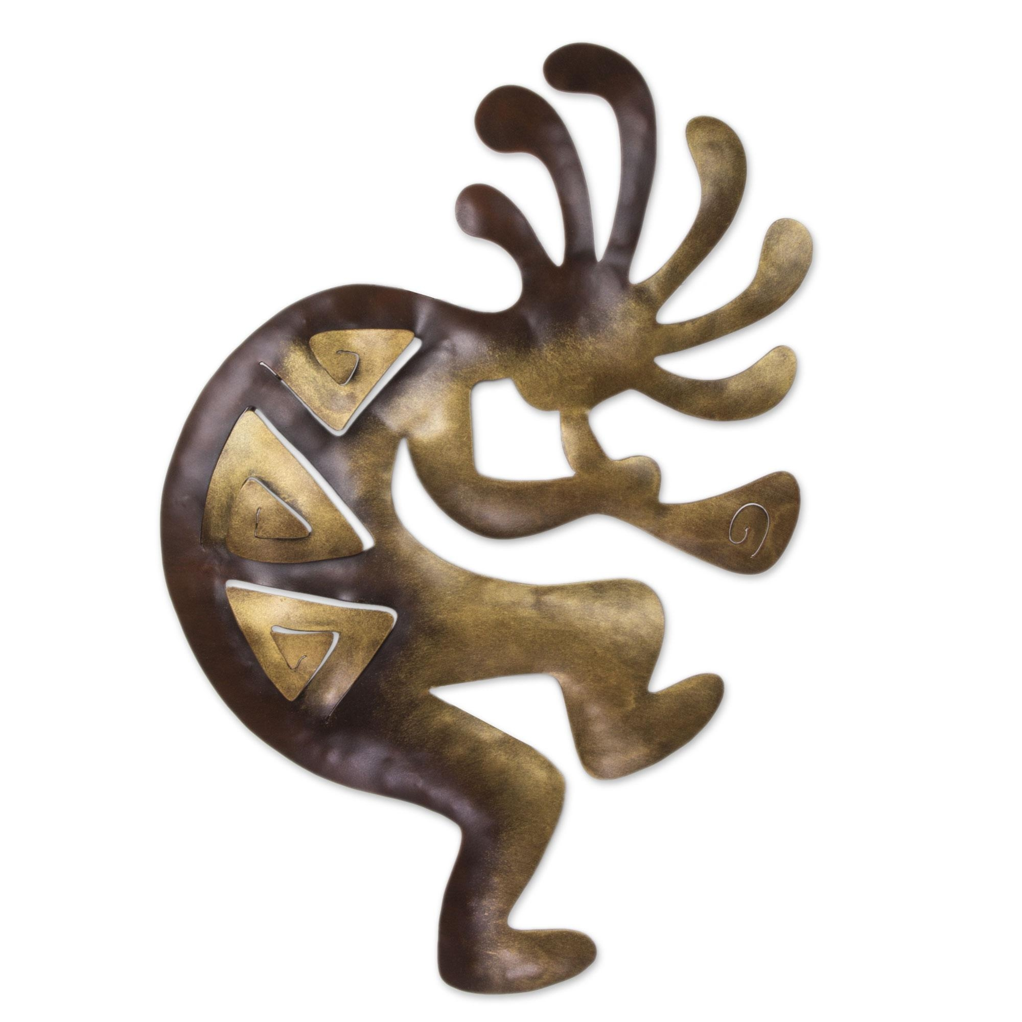 Featured Image of Kokopelli Metal Wall Art
