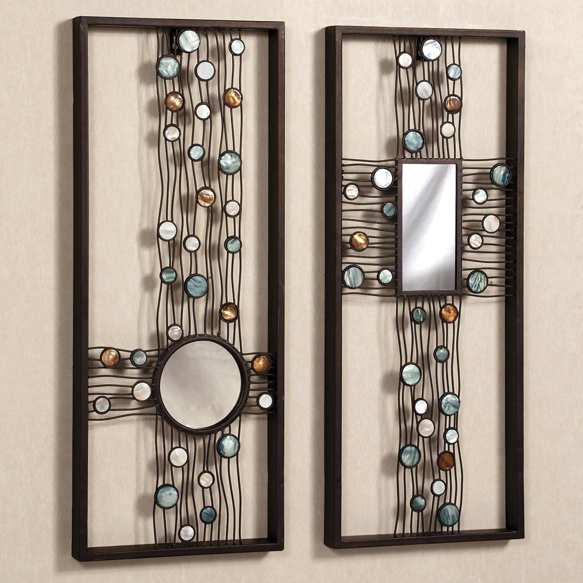 Decor : 3 Framed Wall Art Ideas Framed Wall Art Images About Pertaining To Metal Framed Wall Art (Image 3 of 20)