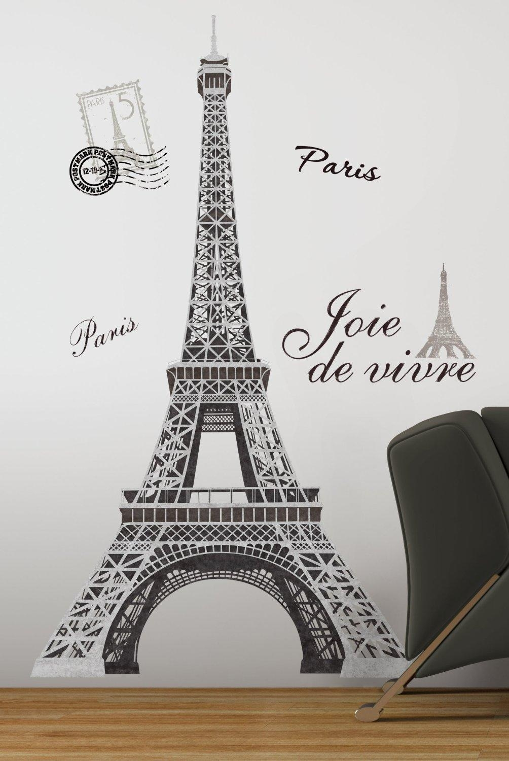 Featured Image of Eiffel Tower Wall Hanging Art