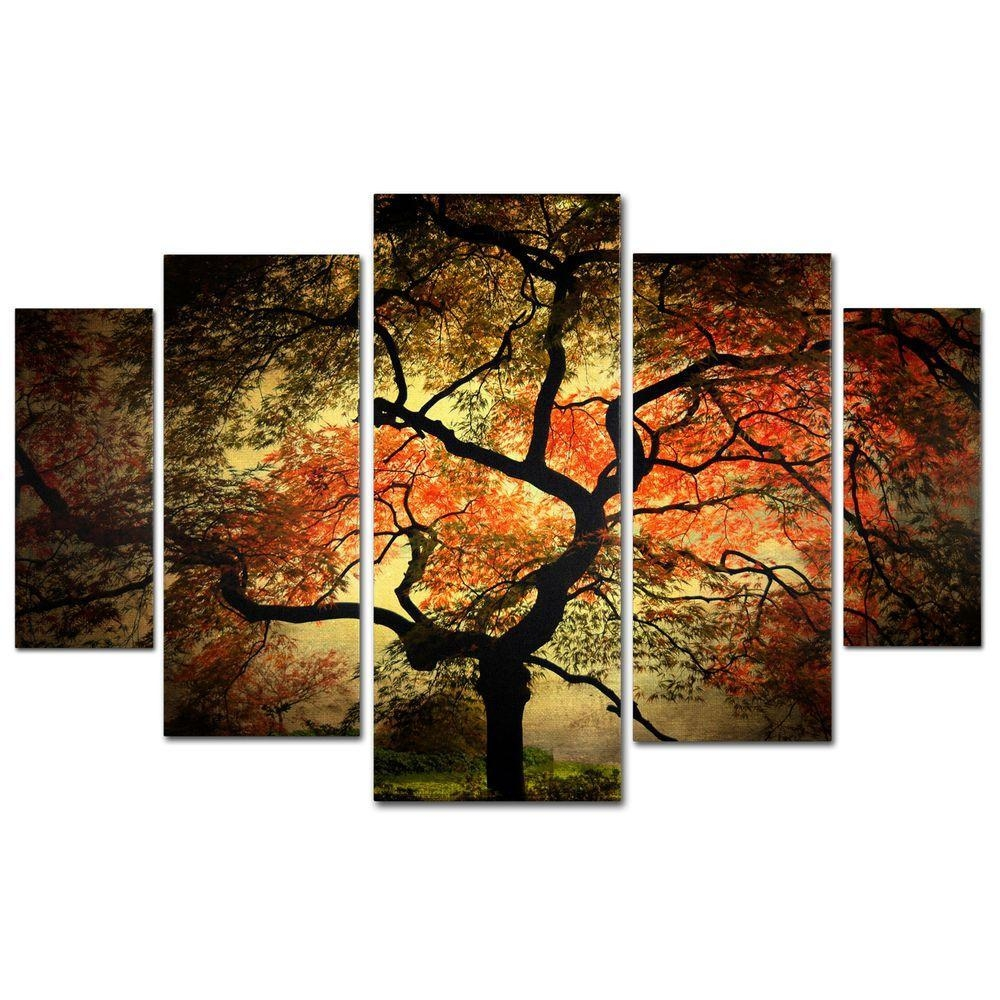 Featured Photo of Multiple Piece Canvas Wall Art