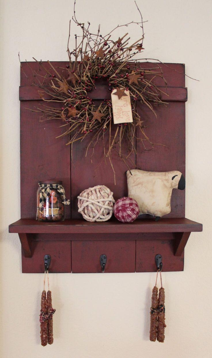 20 Collection Of Primitive Wall Art Wall Art Ideas