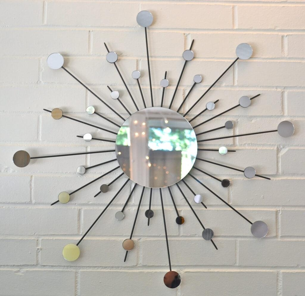 Decorative Round Wall Mirrors – Harpsounds (View 15 of 20)