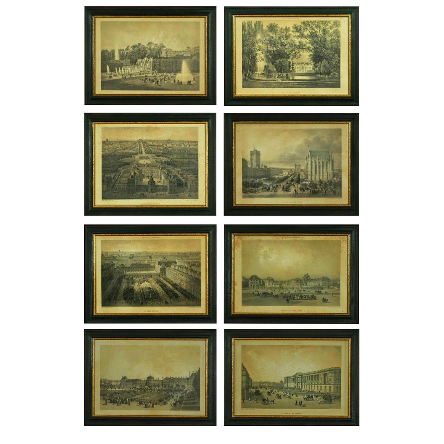 Decorative Wall Plates French Country Kitchen Decor I Inside Country French Wall Art (View 6 of 20)