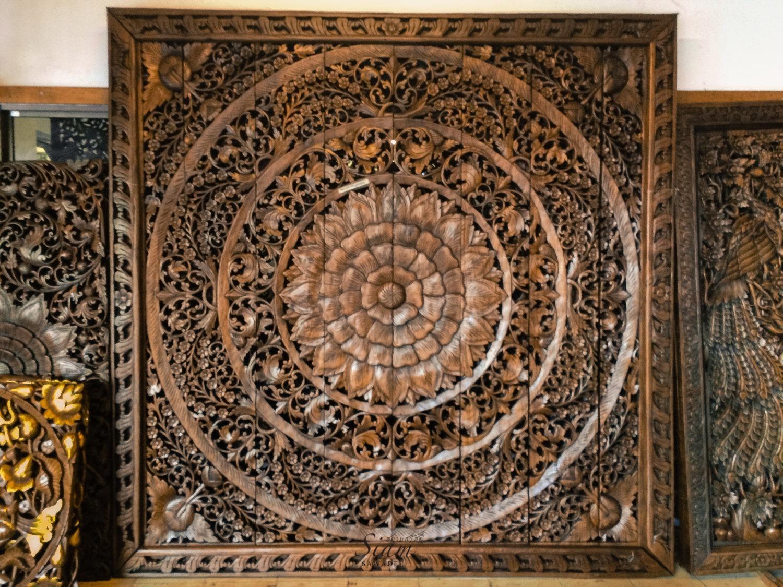 Decorative Wood Wall Panels Square : Fashionable Decorative Wood Intended For Wood Panel Wall Art (Image 4 of 20)
