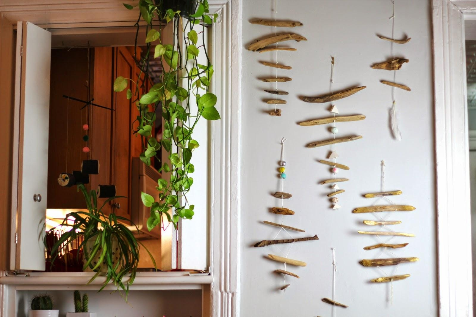 Decosee: Driftwood Wall Art Intended For Driftwood Wall Art (Image 3 of 20)