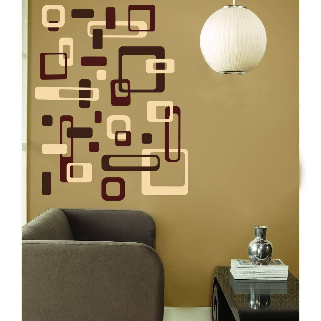 Deluxe Images About Metal Wall Art On Pinterest N Wall Art On Regarding Modern Vinyl Wall Art (View 10 of 20)