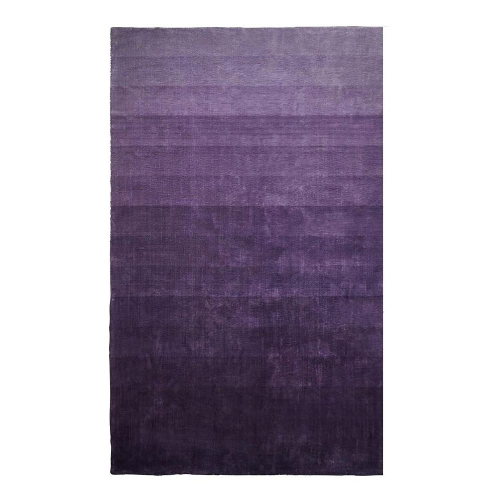 Designers Guild Capisoli Aubergine Rug | Houseology For Aubergine Wall Art (Image 9 of 20)