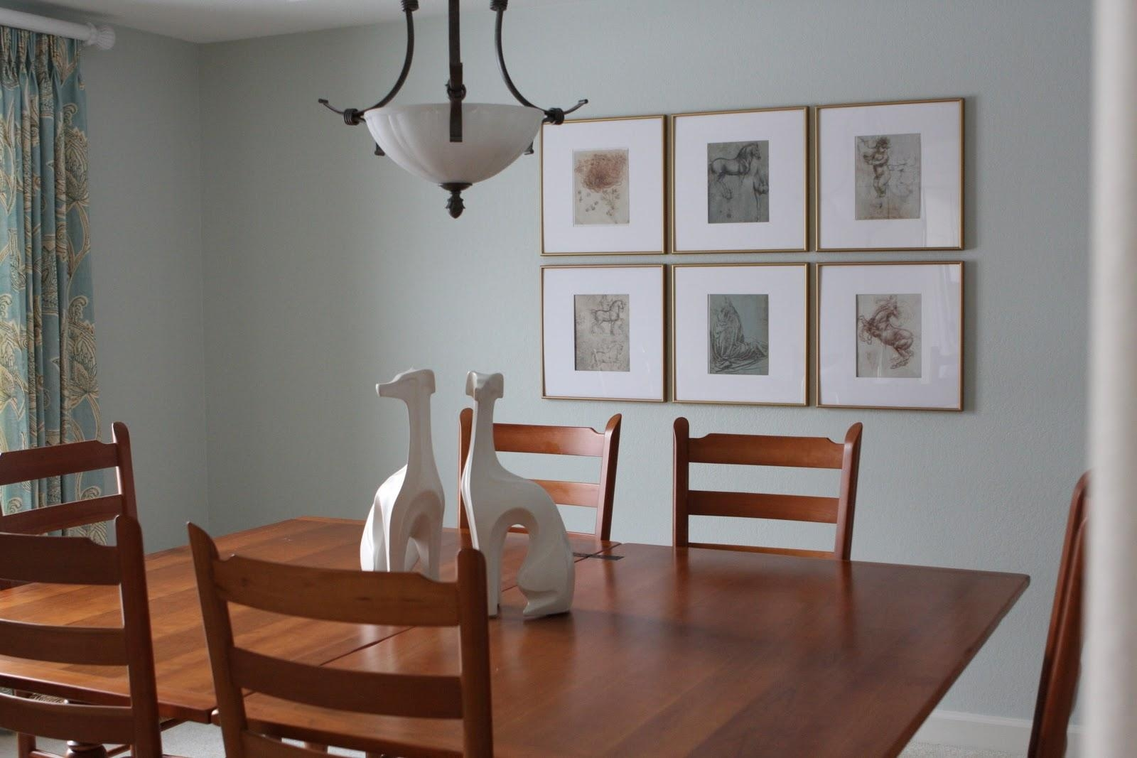Dining Room Wall Art – Ideas For Home Interior Decoration Pertaining To Dining Wall Art (Image 15 of 20)