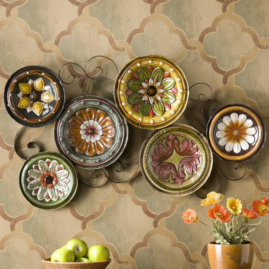 Dinnerware : Italian Pottery Dinnerware Sets Mikasa Italian For Italian Ceramic Wall Art (Image 5 of 20)
