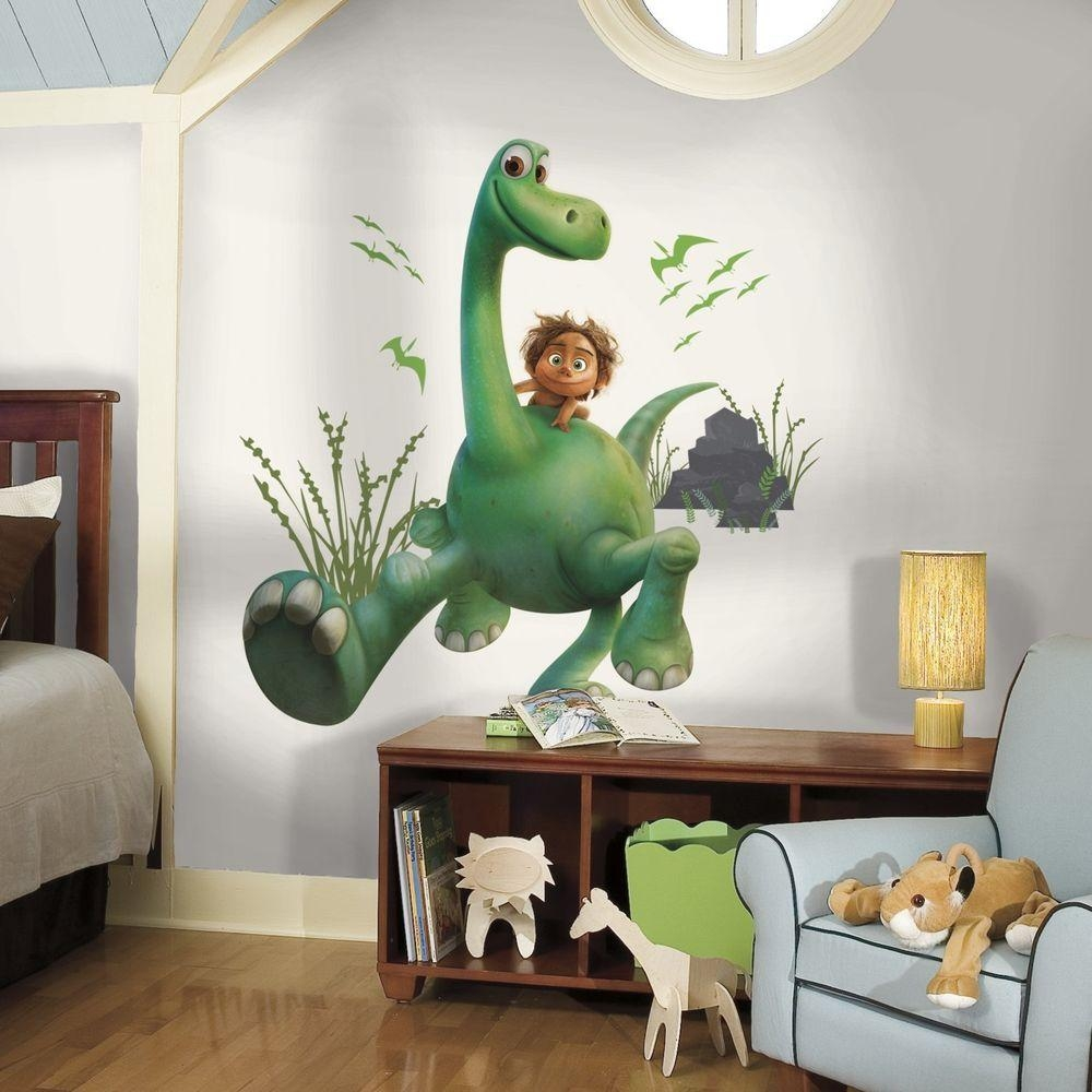 Dinosaur Bedroom Decorations (Image 7 of 20)