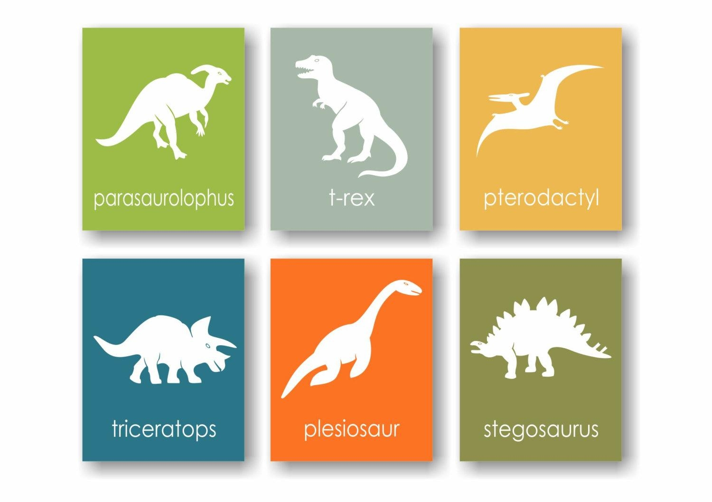 Dinosaur Wall Art | Roselawnlutheran In Dinosaur Wall Art For Kids (Image 12 of 20)