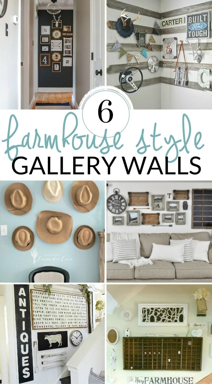 Diy Farmhouse Wall Decor Inspiration – The Crazy Craft Lady Regarding Farmhouse Wall Art (Image 8 of 20)