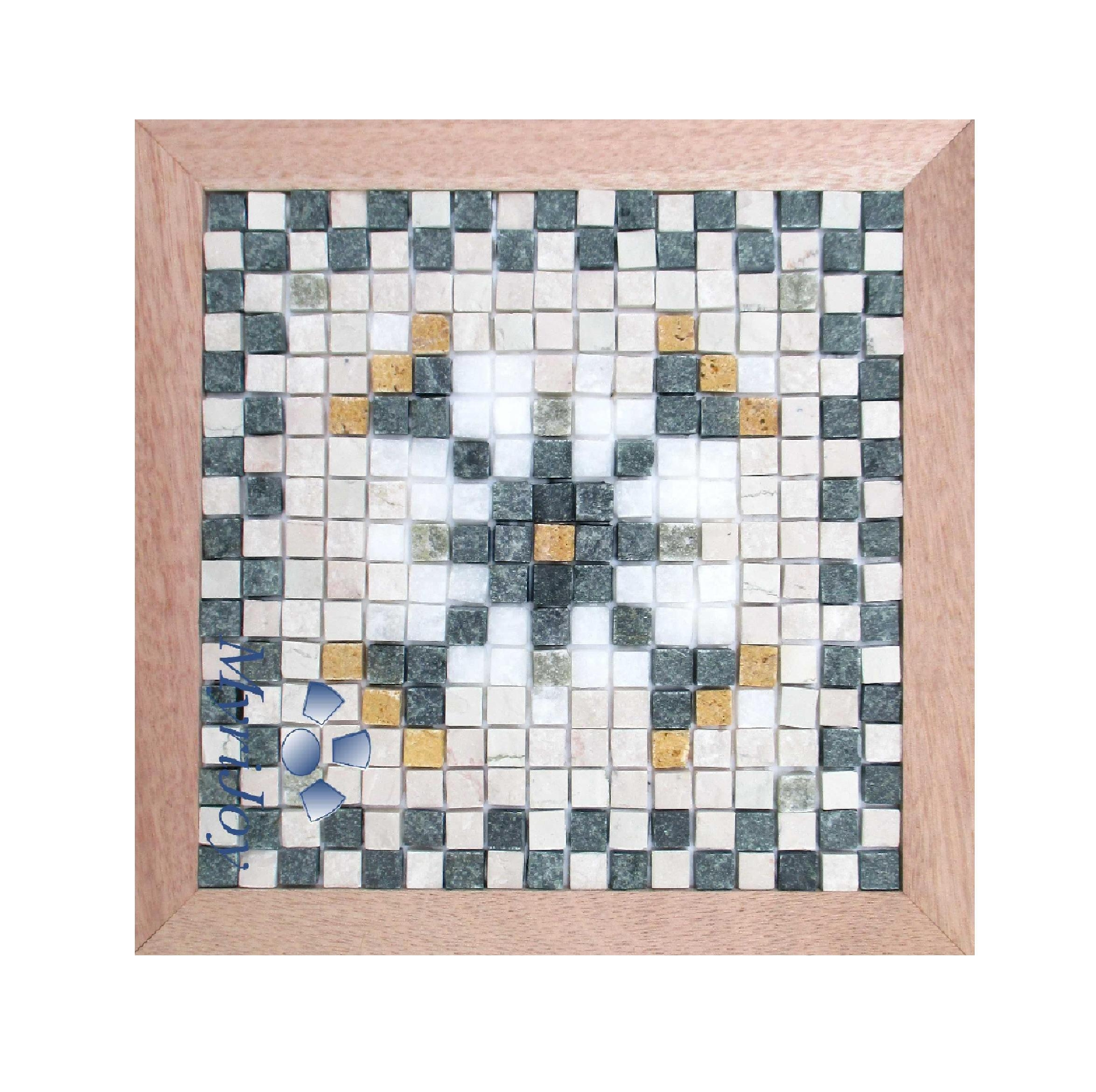 Diy Mosaic Craft Kit For Adults: Four Seasons Summer – Mosaic Tile With Regard To Mosaic Art Kits For Adults (View 13 of 20)