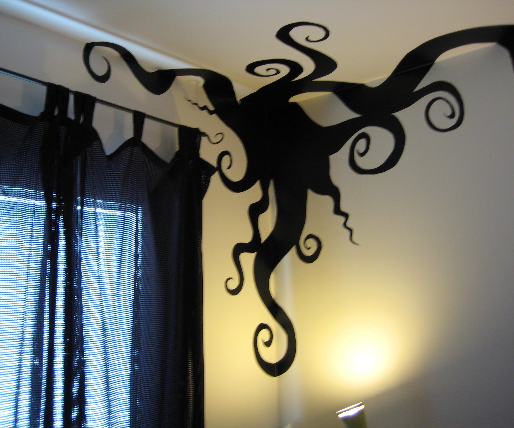 Featured Image of Tim Burton Wall Decals