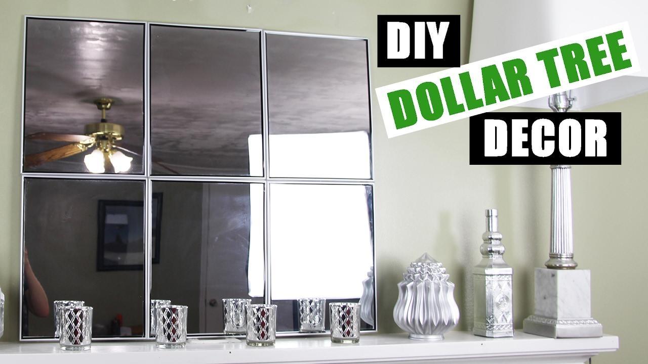 Dollar Tree Diy Mirror Wall Art | Dollar Store Diy Mirror Room For Diy Mirror Wall Art (View 5 of 20)