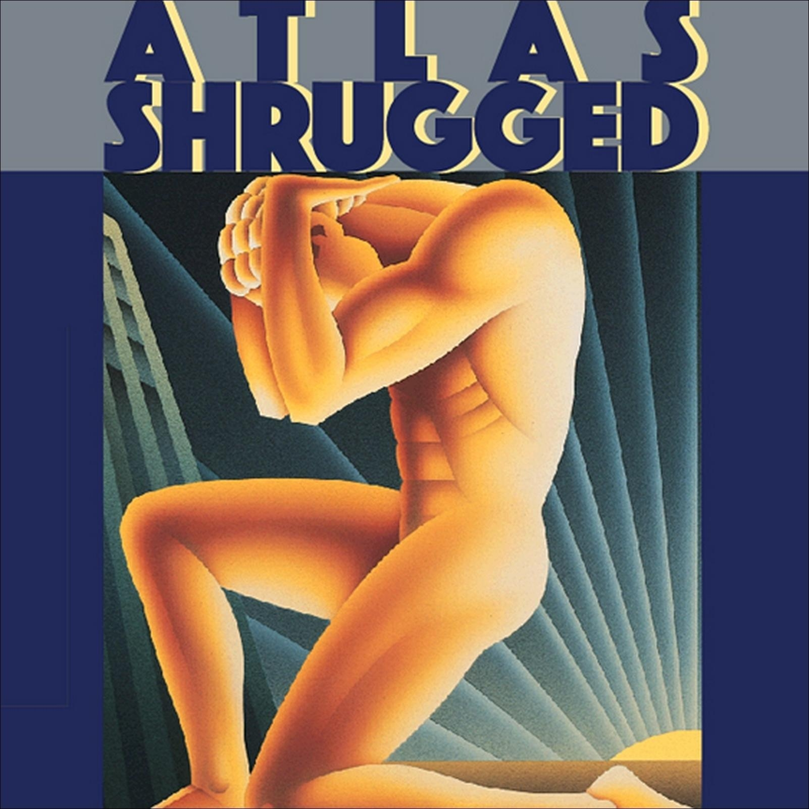 Download Atlas Shrugged (Abridged) Audiobookayn Rand For Just For Atlas Shrugged Cover Art (Image 12 of 20)