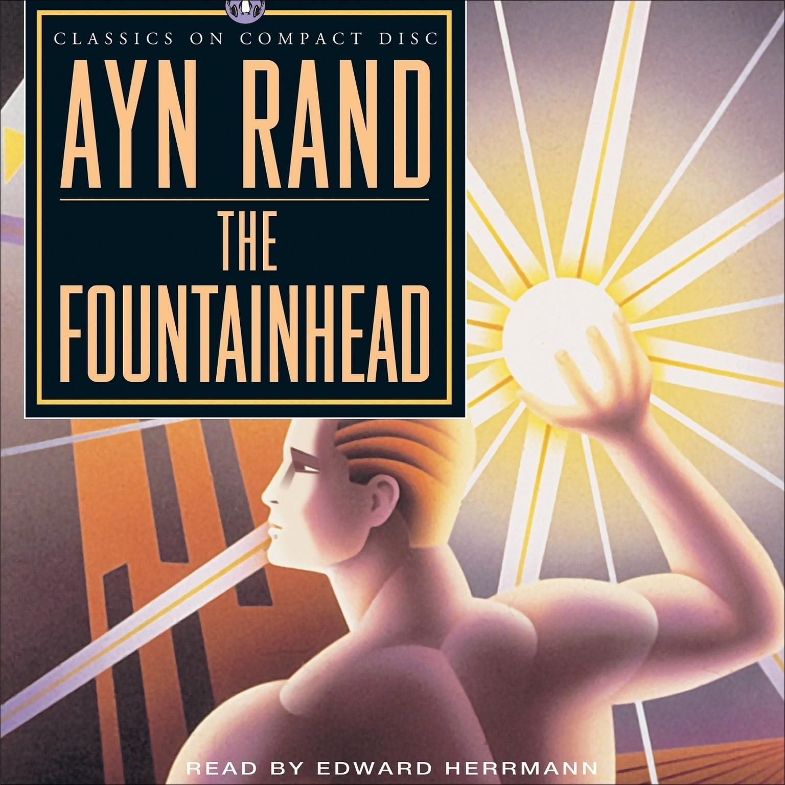 Download The Fountainhead (Abridged) Audiobookayn Rand For For Atlas Shrugged Cover Art (View 14 of 20)