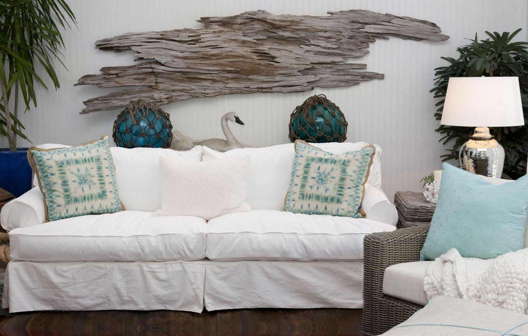 Featured Image of Large Driftwood Wall Art