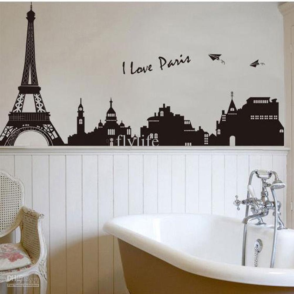 Eiffel Tower Wall Decor | Roselawnlutheran Regarding Paris Theme Nursery Wall Art (View 5 of 20)