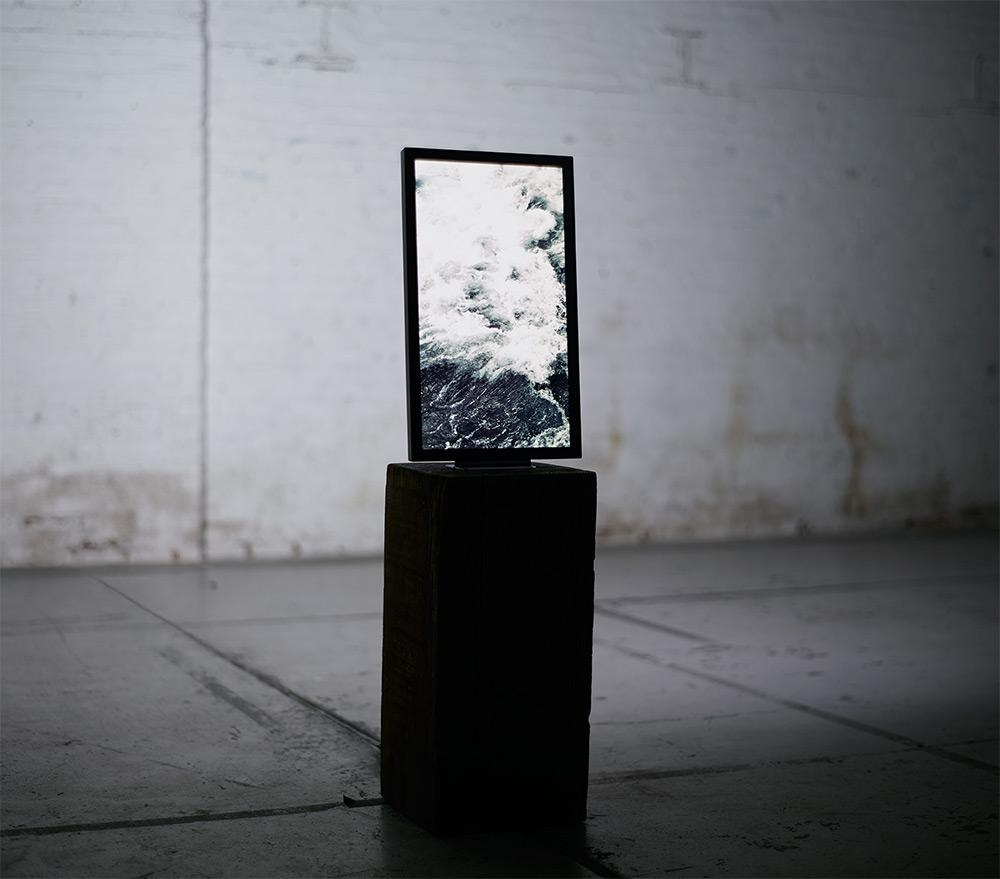 Electric Objects: A Dedicated Computer For The Display Of Digital With Regard To Electronic Wall Art (Image 7 of 20)