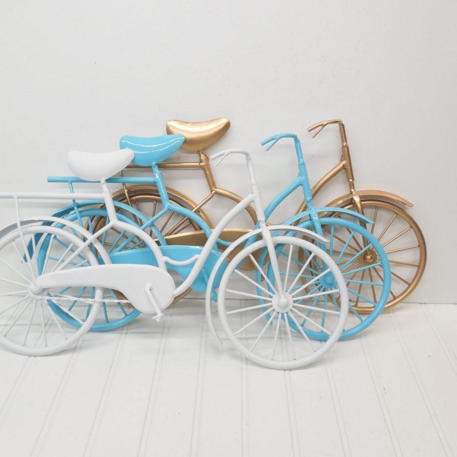 Enchanting Motorbike Metal Wall Art Uk Vintage Brown Bicycle Bike In Bicycle Metal Wall Art (Image 9 of 20)