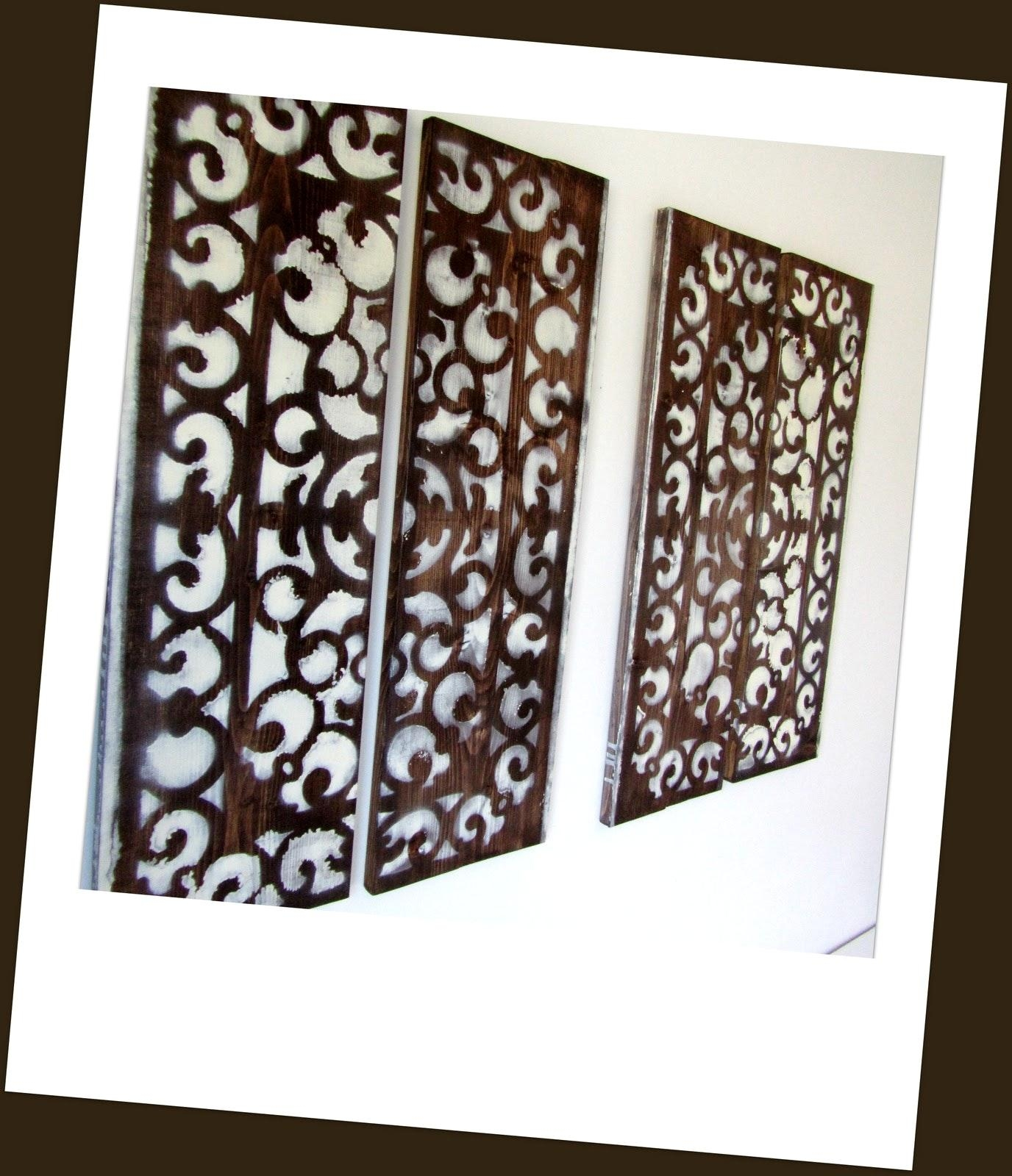 Endearing 90+ Wood Wall Art Panels Design Inspiration Of Ornate Throughout Wood Panel Wall Art (Image 5 of 20)